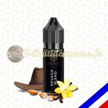 E-liquide Flavor Hit Authentic Blend 70/30 Nevada Blend -10 ml
