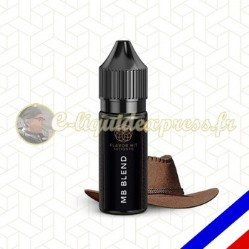 E-liquide Flavor Hit Authentic Blend 70/30 MB Blend -10 ml
