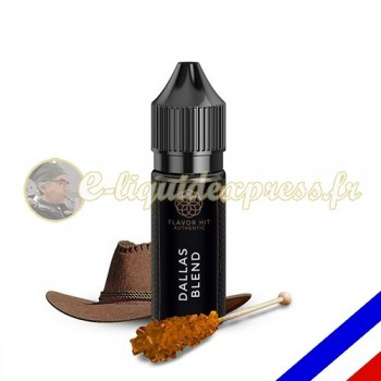 E-liquide Flavor Hit Authentic Blend 70/30 Dallas Blend -10 ml