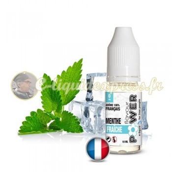 E-liquide Flavour Power 50/50 Menthe Fraiche 10 ml