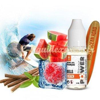 E-liquide Flavour Power 50/50 Bells Beach - Framboise/Pastèque/Réglisse 10 ml
