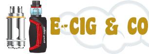 Les résistances pour cigarettes électroniques des plus grandes marques - Innokin - Kangertech - Vision - Aspire